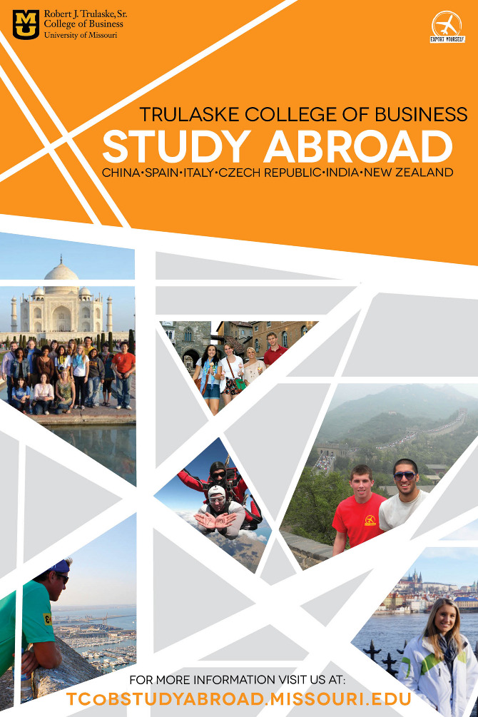 Study Abroad | College of Business | ECU